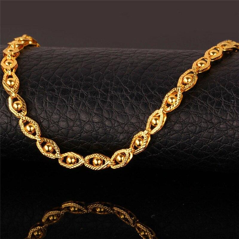 Kpop Bracelets Women / Men Simple Styles Trendy New yellow Gold ...