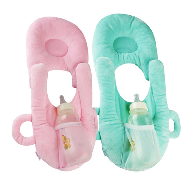 Multifunction Baby Pillows Nursing Breastfeeding Layered Washable Cover Adjustable Model Cushion Infant Feeding Pillow Care