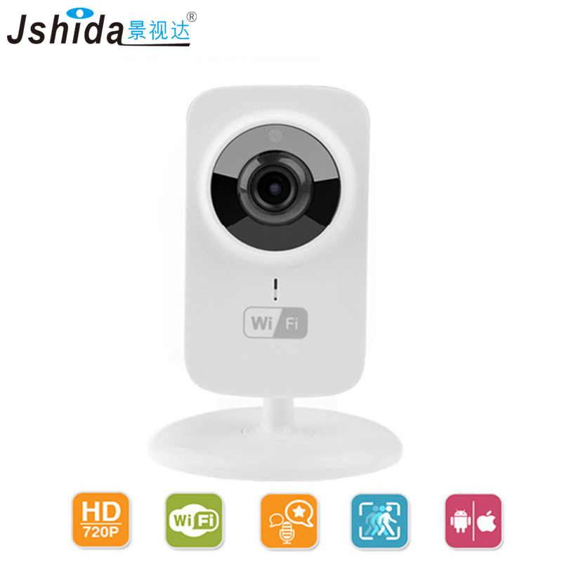 Mini Wireless IP Camera wifi 720P HD Smart Home Security Camera Night Vision P2P Audio Intercom CCTV Camera N1MN8010-WF