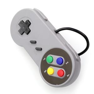 Image 4 - USB Controller Gaming Joystick Gamepad Controller for Nintendo SNES Game pad for Windows PC For MAC Computer Control Joystick