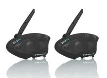MIDLAND BTX2 FM บลูทูธ Intercom HELMET ชุดหูฟังมอเตอร์ไซด์ 800M BT Interphone Intercomunicador Moto
