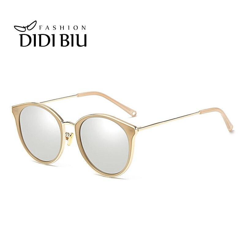 85cf6ebd19 Pink Polarized Circular Sunglasses Women Brand Ladies Thin Transparent Frame  Sun Glasses Big Cat Eye Premium Shadow Oculos WH968-in Sunglasses from  Apparel ...