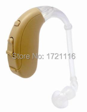 VHP-703 New Tone Hearing Aids Aid Behind The Ear Sound Amplifier Sound Adjustable Kit Free Shipping & Drop Shipping waste ink tank maintenance tank with chip for epson 7700 9700 7710 9710 printer
