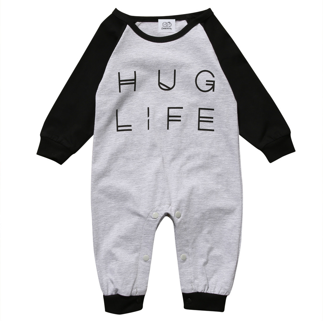 2017 new arrival Spring autumn Baby boy clothes Newborn Infant Clothing Cotton long sleeve Baby Romper Toddler Jumpsuits 0-2Year 2017 baby girl summer romper newborn baby romper suits infant boy cotton toddler striped clothes baby boy short sleeve jumpsuits