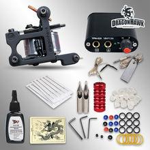 Beginner Tattoo Kit 1 Machine Professional Tattoo Kit