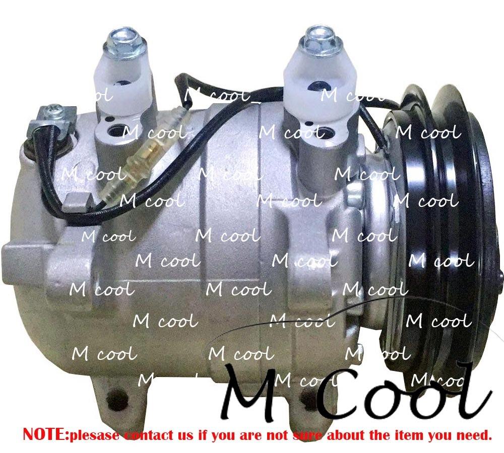 Compresseur AC de haute qualité pour Nissan Navara Pick Up D22 Pick-Up 2.4i 2.7D D21 Terrano II R20 2.4 2.7 TD 926001F701 9260036M00