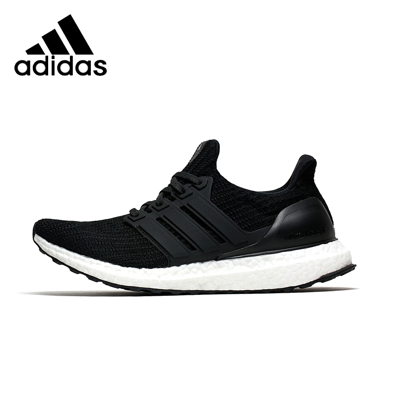 free shipping 07aa0 a4194 Original Authentic ADIDAS Ultra BOOST Mens Running Shoes Mesh Breathable  Lightweight Stability Sneakers Sport Shoes Cozy