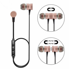 Wireless Headphone Bluetooth Earphone Fone de ouvido For Phone Neckband Ecouteur Auriculares Bluetooth 4 1 For