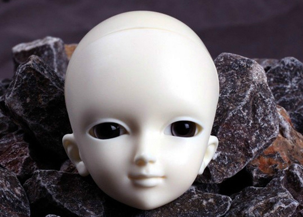 [wamami] AOD 1/6 BJD Dollfie Boy Doll Parts Single Head (Not Include Make-up)~LeLe single boy