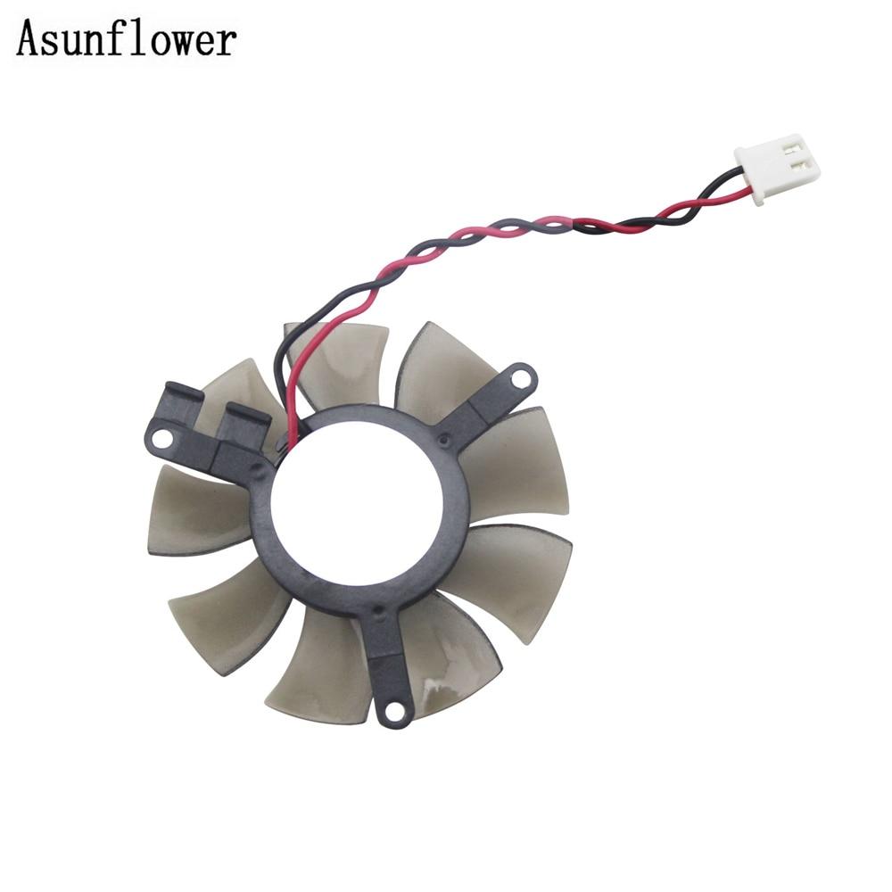 цена на Graphics Card Fan VGA Video Card Fan Portable Fan Cooler For PC CPU Cooling Cooler Fan