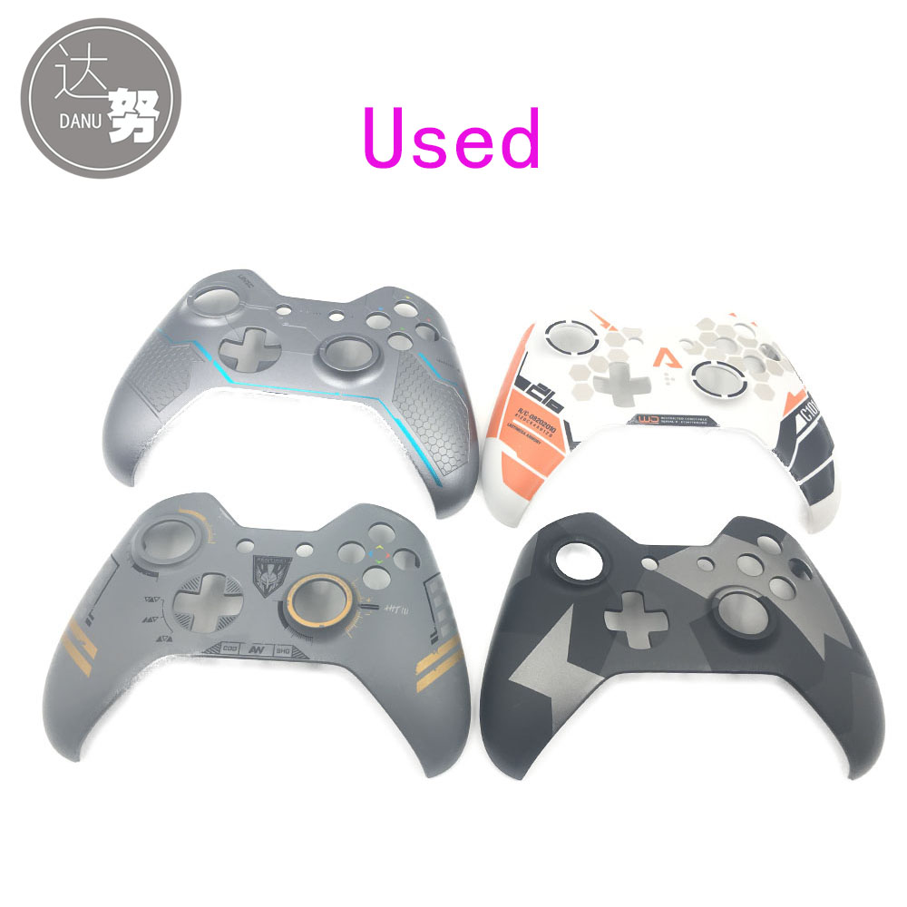 цена на For Xbox One Guardian COD Limited Edition Wireless Controller Housing Case Cover For XB1 Front Faceplate