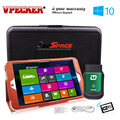 2017 Newest Auto Diagnostic Tool Vpecker Easydiag v8.7 WiFi Diagnostic Scanner+ Windows 10 Tablet Better than idiag Easydiag