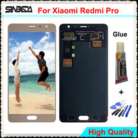 Sinbeda For Xiaomi Redmi Pro LCD Display Touch Screen Digitizer Assembly For Xiaomi Redmi Pro 5