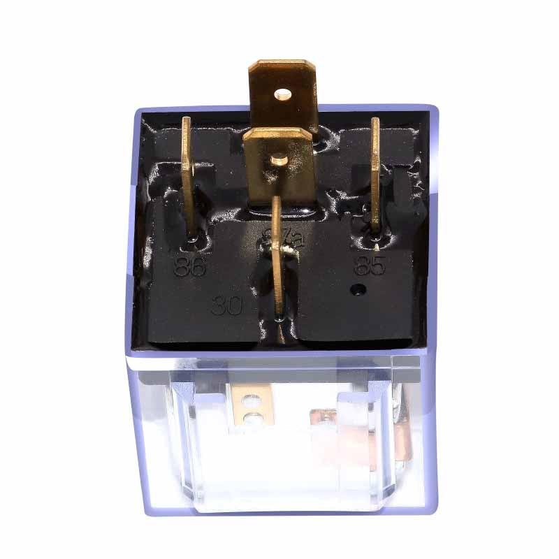 caixa de fusiveis carro dc12v 24v 80a 01