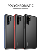 Conelz For Huawei P30 Pro Case Matte Protective Phone Back Cover Hybrid Shockproof  for Lite