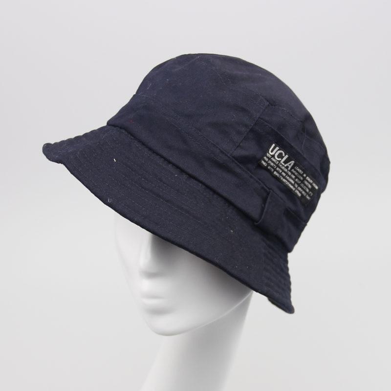 16 Fashion Cottonblend Denim Unisex Cap Bucket Hat Summer Outdoor Fishing Caps for Men and Women Flat Sun Berets HT51041+ 8