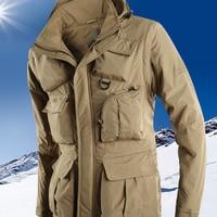 Fishing Clothes Thick Keep Warm Fish Coat Breathable Perspiration Quick Dry Anti UV Sports Fishing Clothing L XL XXL XXXL