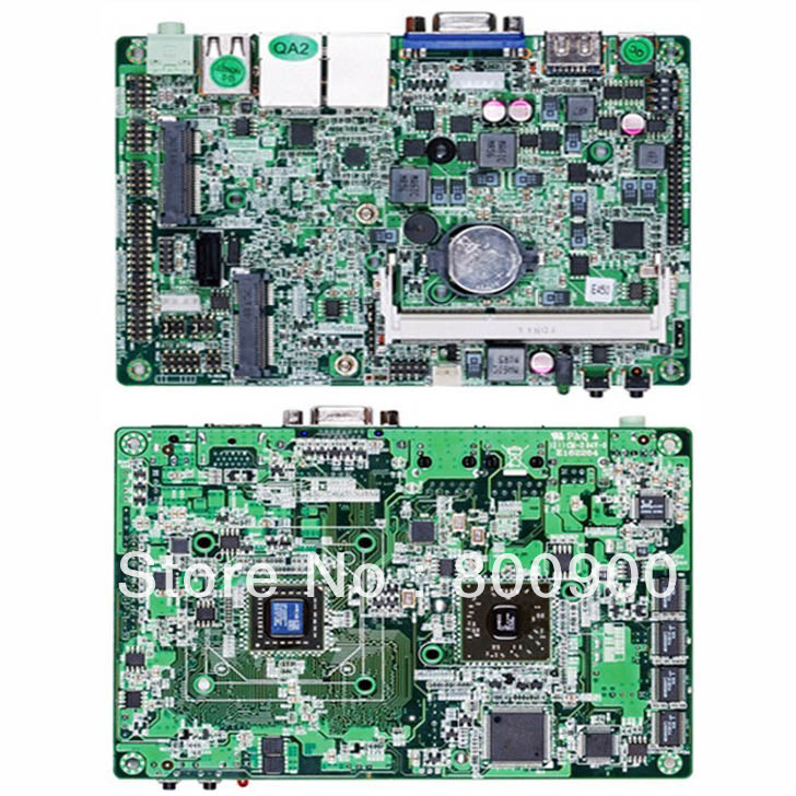 3.5embedded motherboard AMDT56N 1.6G/1.65G dual core processor AMD Hudson M1 chipset integrated AMD HD6320 graphics 1080P HD