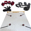 Erwachsene Spiele sex werkzeuge Bondage Unter Bett Zurückhaltung Fuß Handschellen, bondage fesseln Liebe Sex Spielzeug Sex Produkte Für Paare
