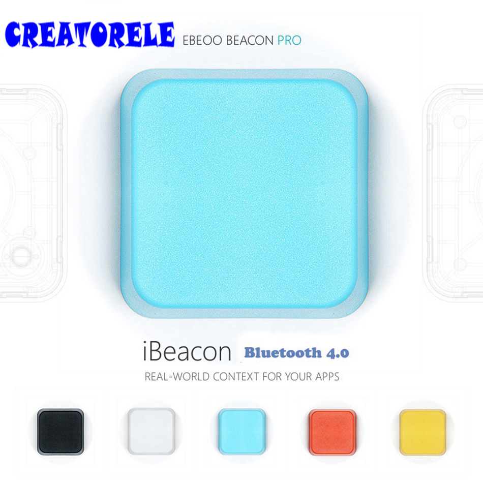 3PCS/Iot Ibeacon BIuetooth 4.0 wateproof Iow Energy kit beacon bIuetooth moduIe receiver Proximity Device with Battery