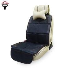 Чехол на сиденье автомобиля подушка защитный коврик 1 шт водонепроницаемый