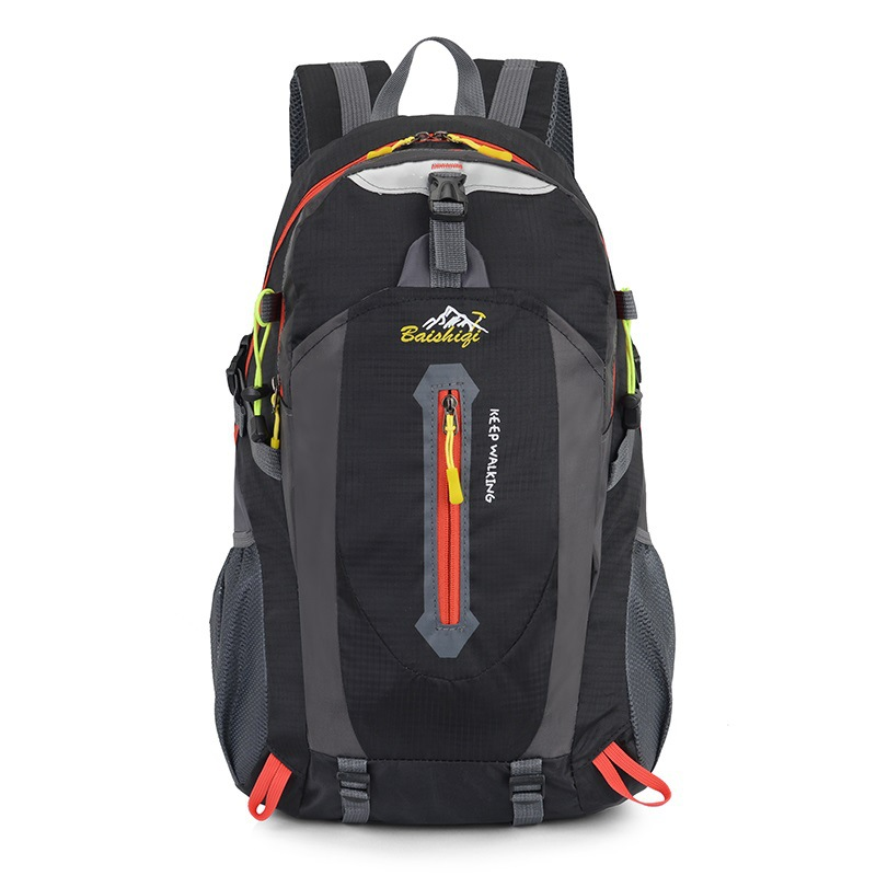 Viaje escalada mochilas para hombres bolsos de bolsas de viaje impermeable 40L mochilas senderismo Camping al aire libre mochila bolsa de deporte hombres mochila