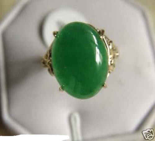การจัดส่งสินค้า> >>>ของแท้หยกสีเขียวผู้หญิงแหวน(ขนาด7 #, 8 #, 9 #)