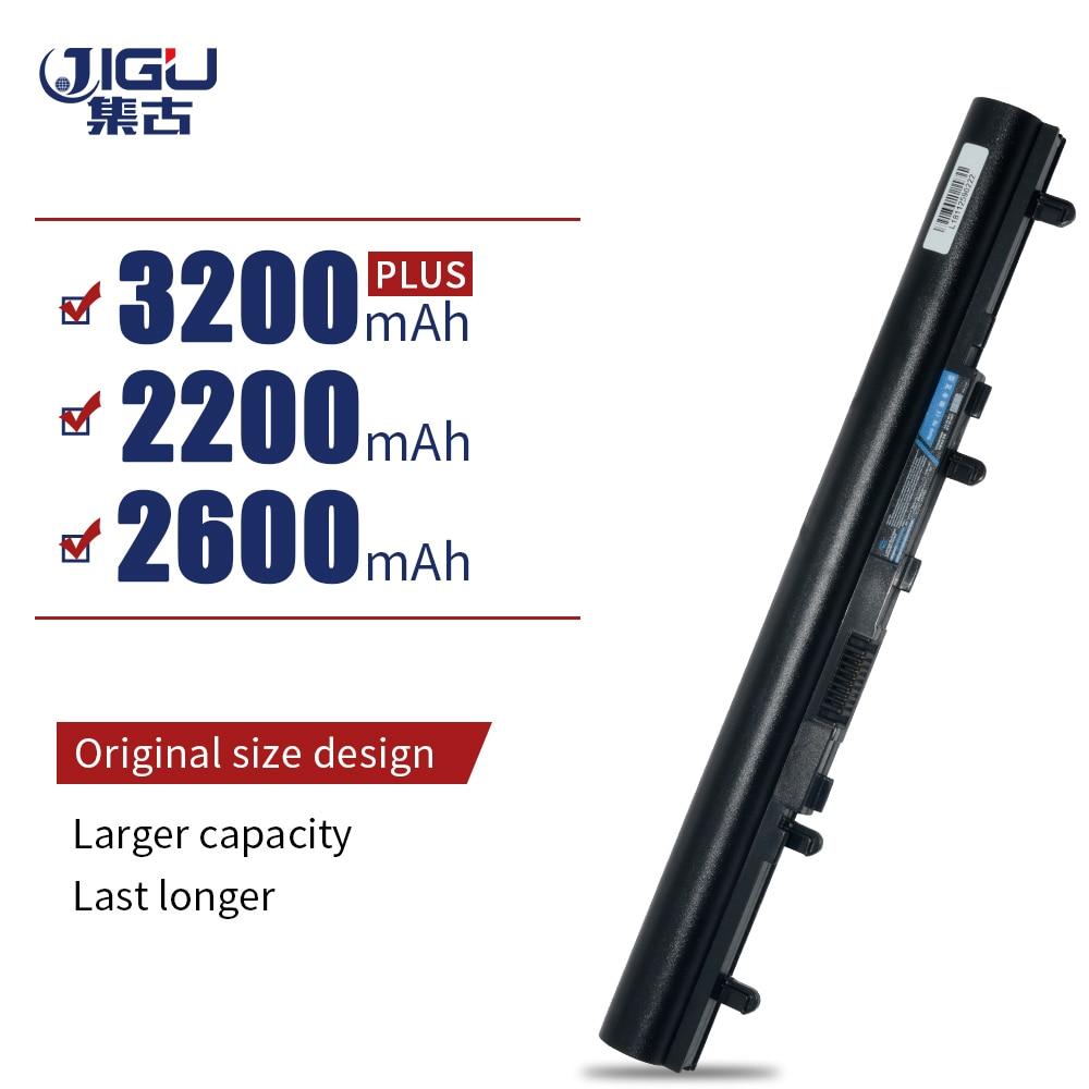 JIGU Laptop Battery AL12A32 For Acer FOR Aspire V5-171 431 431G 471 471G 531 571  V5 4CELLS