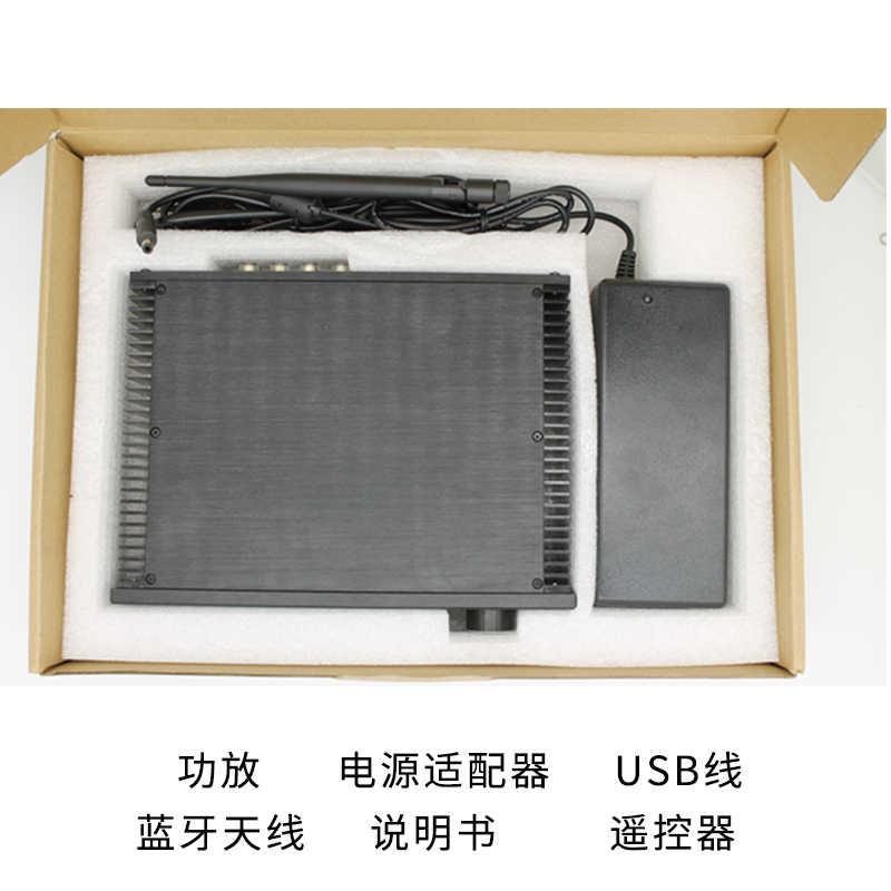 2019 FX-Audio Новый D2160 TAS5548 + TAS5614 Bluetooth 4,2 полный цифровой усилитель высокой мощности 150 Вт * 2 USB 24 бит/192 кГц пульт дистанционного управления