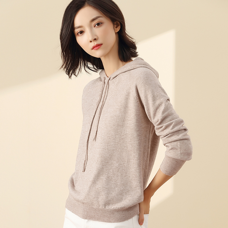 New Women Long Batwing Leisure Knitted Sleeve V Neck 2018 Cashmere Baggy Sweater