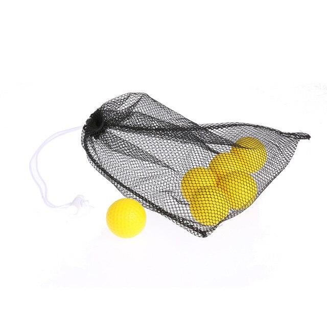 40 Golf Balls Storage Bag Nylon Mesh Golf Ball Net Bag Golf Training