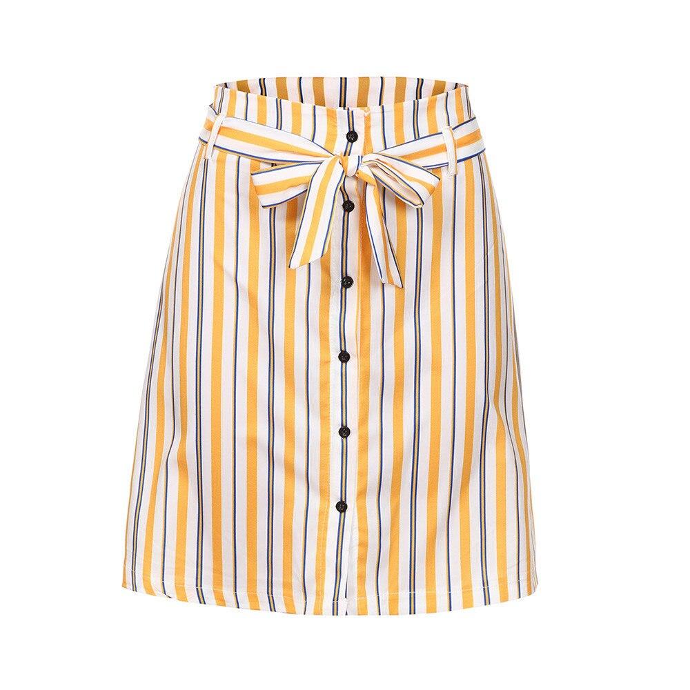 Bottoms Summer Skirts Womens Sexy Casual Ptintting Party High Waist Hip Short Skirt Faldas Mujer Moda 2019 El Verano #n05
