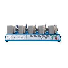 2017 hot selling mug heat press machine for 5in1 mug sublimation transfer printer