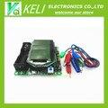 Envío de la Nueva 3.7 V versión de inductor-condensador ESR meter DIY MG328 multifunción probador de transistores