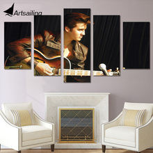 Framed Printed elvis presli presley Painting childrens room decor print poster picture canvas Free shipping/ny-2850