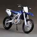 YMH YZ450F Внедорожных мотоциклов модель 1:12 масштаб металл литья под давлением модели мотоцикл миниатюрный гонки Игрушка Для Подарочный Набор