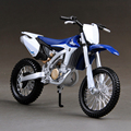 YMH YZ450F Off-Road motorcycle model 1:12 scale metal diecast models motor bike miniature race Toy For Gift Collection