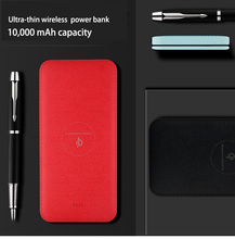 цена на Power Bank 10000mAh For Xiaomi Mi 2 Fast Charging PowerBank Portable Charger External Battery For iPhone Pover Bank 18650