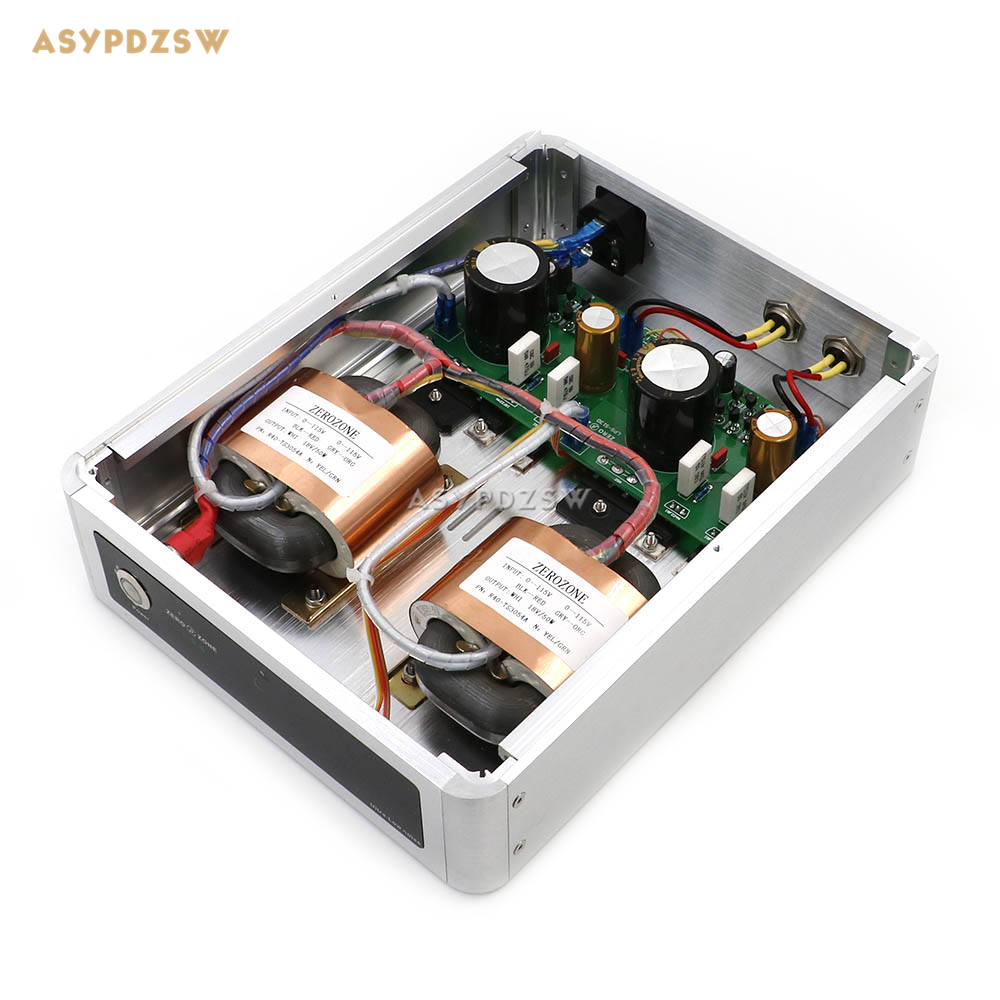 все цены на LPS-S130 R-Core 50VA+50VA HIFI Linear power supply 2Way 50W+50W LPS DC 5V/9V/12V/15V/18V/19V/24V онлайн