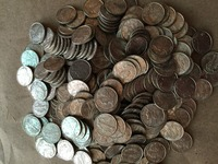 100 шт. оптовая продажа США 1916 D Меркурий ГОЛОВА Dimes посеребренные КОПИЯ монета