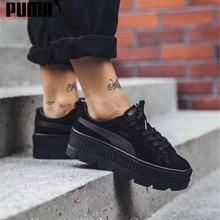 2018 PUMA FENTY Cleated Creeper Wn s Badminton Shoes Rihanna First  Generation Women f0762a7a1