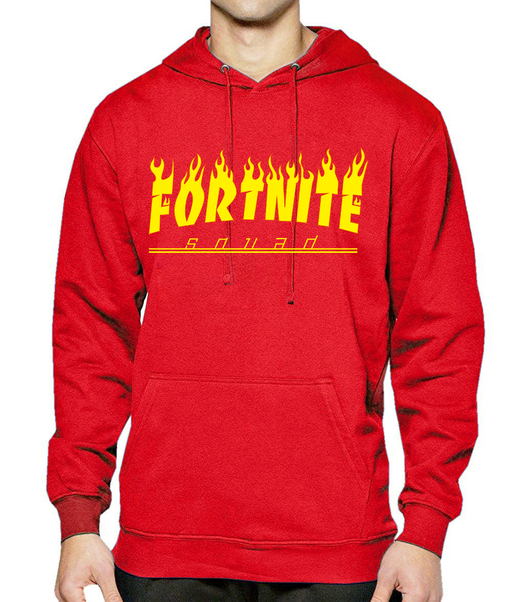 Brand Clothing Mens Hoodies Autumn Winter Fleece Tracksuit 2018 New Hot Sale Hip Hop Sweatshirt Men Fortnite Streetwear Hoodie
