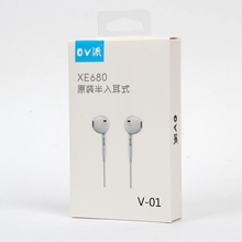 Earphone Headset In-Ear style with 3.5mm Plug Wire Controller earphone For VIVO XE680 x21 x20 x23 x7 x9plus xplay6 стоимость