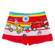 Baby Boy Cartoon Pool Swim Trunks Shorts Bathing Suit Children Swimwear Kids Toddler Beach Swimming Pants