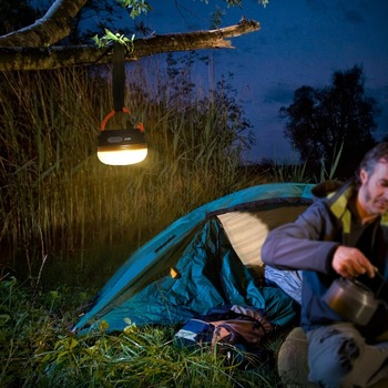 T-SUN Mini Camping Lights 3W LED Camping Lantern Tents lamp Outdoor Hiking Night Hanging lamp USB Rechargeable 5