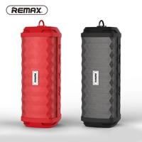 Remax Metal Mini Bluetooth Speaker IPX7 Waterproof Home Theater Party Speaker Outdoor Loudspeaker Portable Wireless Speaker
