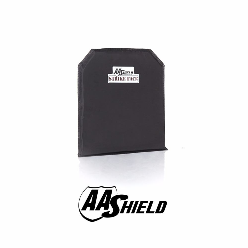 AA Shield Bullet Proof Soft Panel Body Armor Inserts Plate Aramid Core Self Defense Supply NIJ Lvl IIIA 3A 10x12#1 multifunctional arm shield defense shield aluminum shield riot shield
