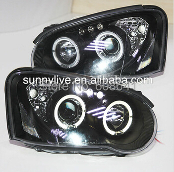For Subaru Impreza 2003-2005 year LED Head Lights subaru traviq главный тормозной