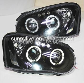 For Subaru Impreza 2003-2005 year LED Head Lights