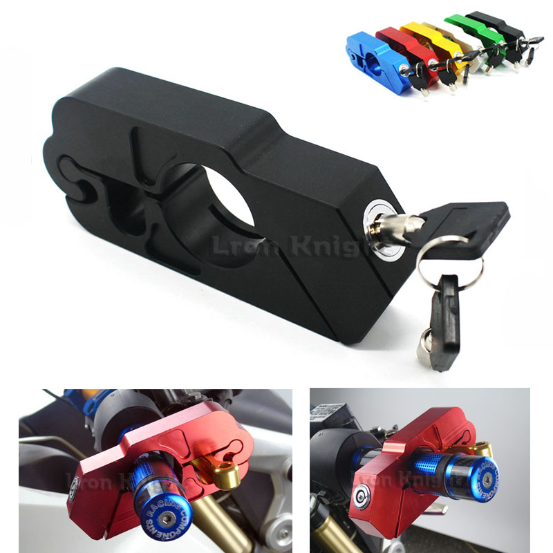 For KTM DUKE 125 200 390 DUKE200 DUKE390 Motorcycle Handlebar Lock Brake Clutch Security Safety Theft Protection Scooter Locks